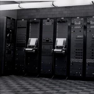 RCA Mark II Sound Synthesizer, 1959